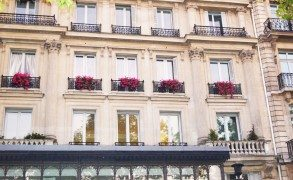 Su majestad, París