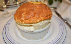 """""""Los soufflés fueron inventados por Vattel, el cocinero de nuestro rey Luis XIV"""""""
