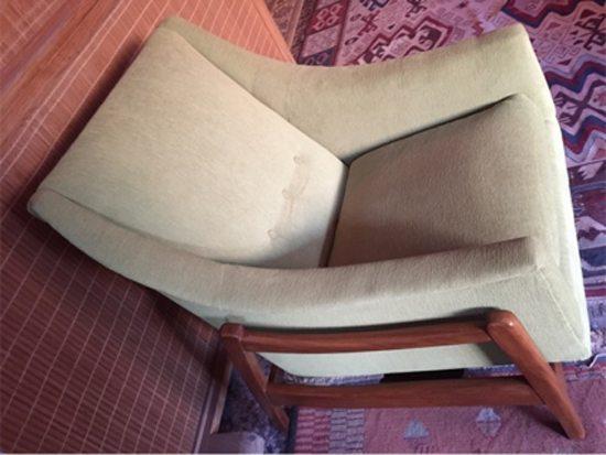 Sillón Paoli Rocking Chair, año 1958. Precio. U$ 700.