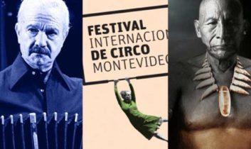 Artes circenses, Piazzolla en BA y cine extranjero
