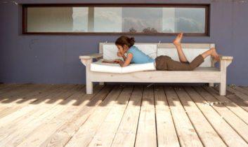 Menos diseño interior y más paz interior