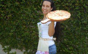 La Cocina de Karen / Pizza liviana como una pluma