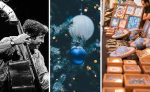 Festival Medio y Medio, Cuentos de Navidad en el Solís y Feria Ideas+